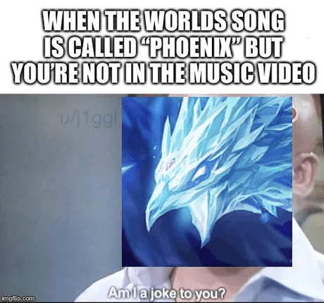 League of Legends Memes - Phoenix