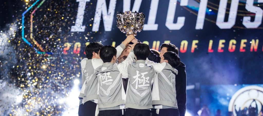 THE ONLY THING THAT MATTERS – Worlds 2019
