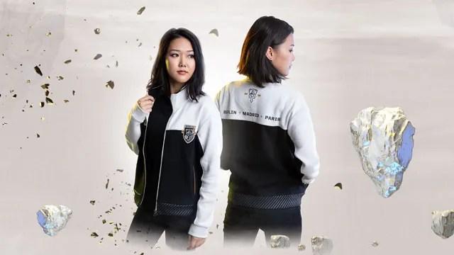 Womens Jacket - Worlds 2019