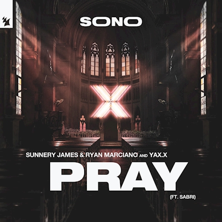 Cover art for the Sunnery James & Ryan Marciano and YAX.X feat ...