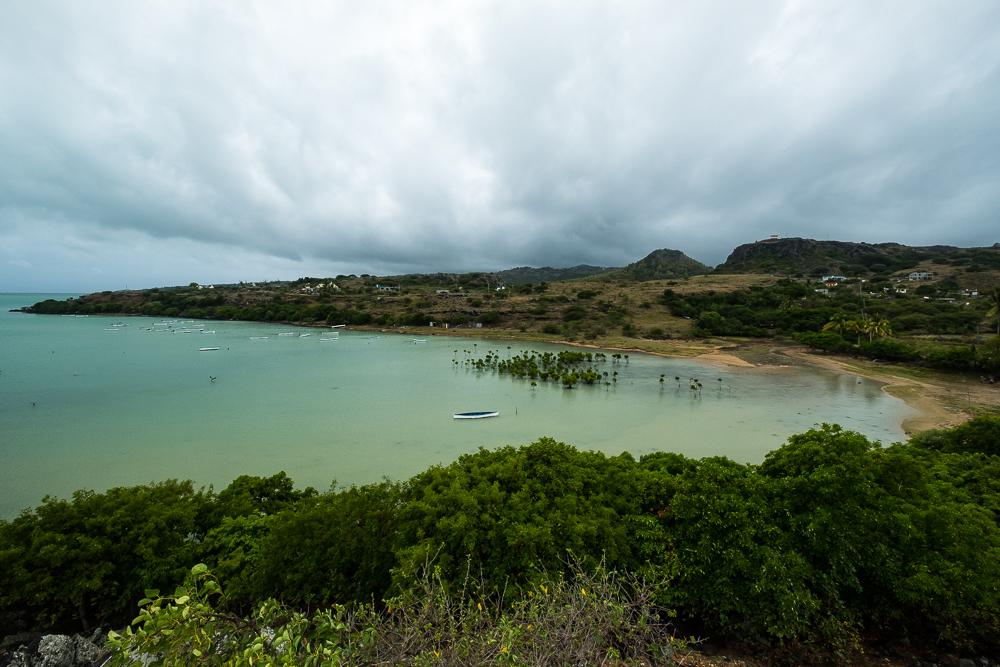 Vue sur l'Anse Nicolas