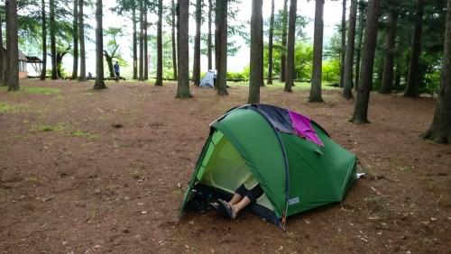 Camping de Kawaguchiko