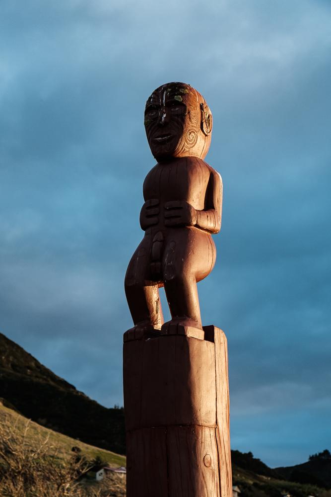 Pouwhenua - esprit totem