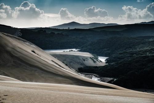 Les dunes géantes Te Paki