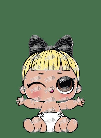 Lil Goo-Goo Queen