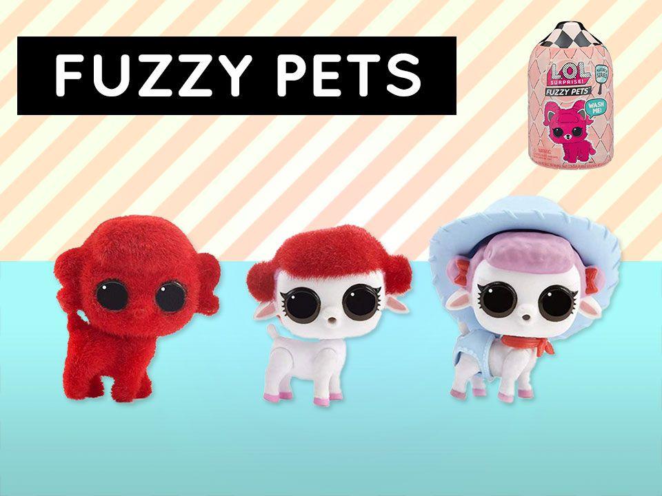 Fuzzy Pets