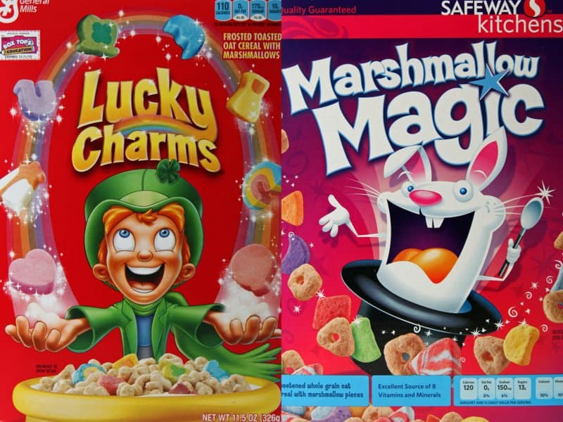 10 Hilarious Cereal Brand Knock Offs