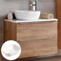 Badezimmer Unterschrank Für Aufsatzwaschbecken