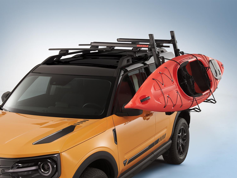 ford escape kayak carrier load assist