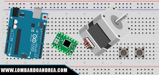 Cover circuito per accordatore motorizzato con arduino
