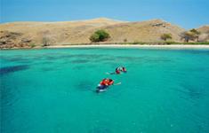 Bidadari Island Flores