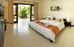 One Bedroom of Samba Villa