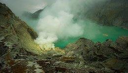 Mount Ijen Trekking 4D/3N