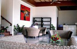 Villa Grasia Lobby