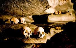 Toraja Cave Grave