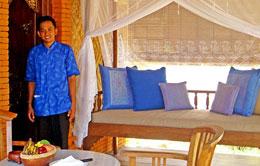 Alam Gili Hotel Garden Bungalow