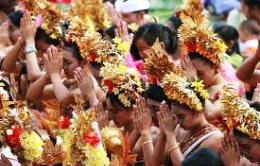 Tenganan tradition