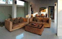 Mawar Villa Livingroom