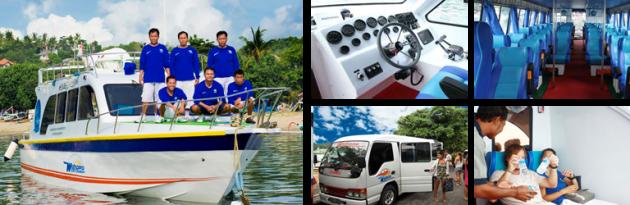 Wahana Gili Ocean Boat to Lombok