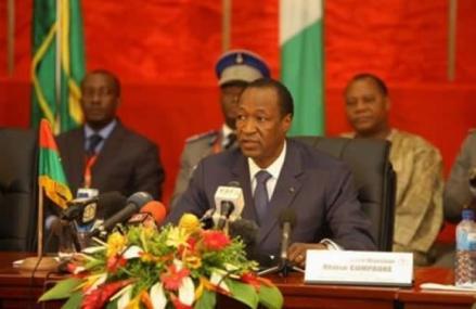 Blaise Compaoré veut-il mettre le cap sur le Togo ?
