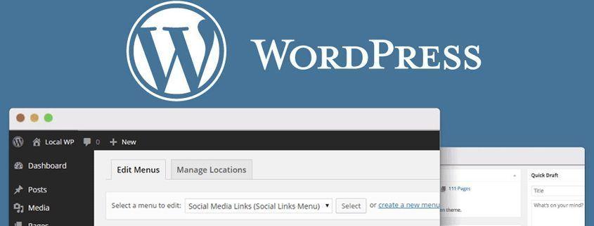 Porqué crear tu página web con WordPress