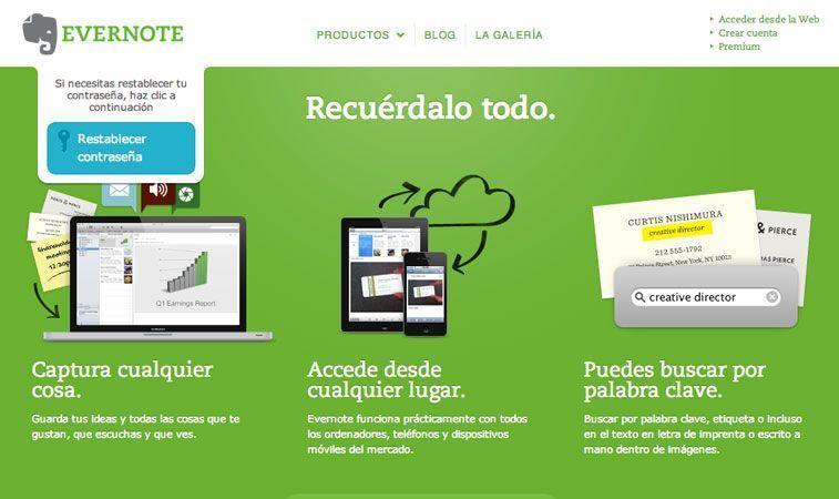 Diseño Web con verde