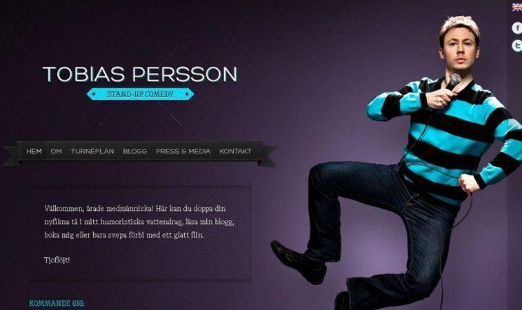 Diseño Web con azul
