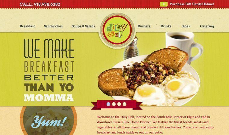Diseño web para restaurantes, pubs, cafeterías y bares