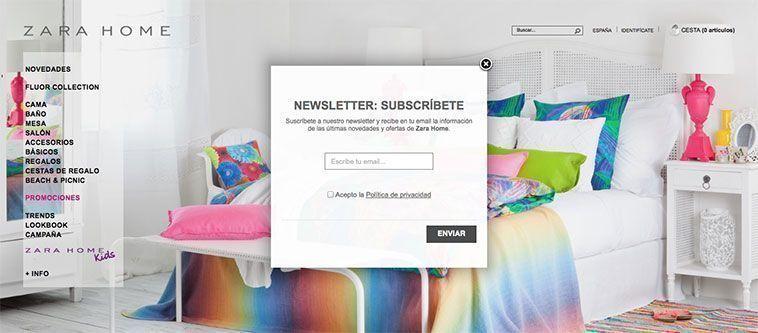 Trucos diseño de tiendas virtuales exitosas - Boletines