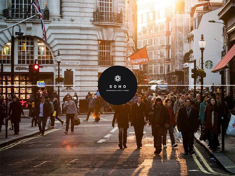 Soho - Plantillas WordPress para apartamentos y hoteles urbanos