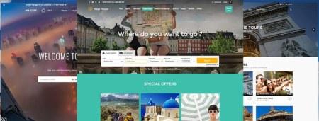 Mejores temas WordPress para viajes