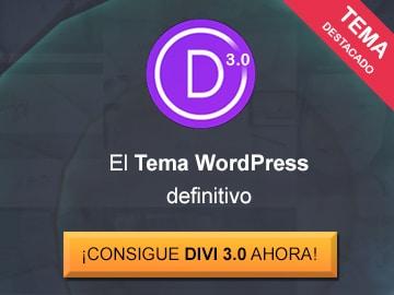 Divi 3.0 - Mejores plantillas de WordPress