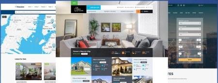 Mejores plantillas WordPress para agencias inmobiliarias