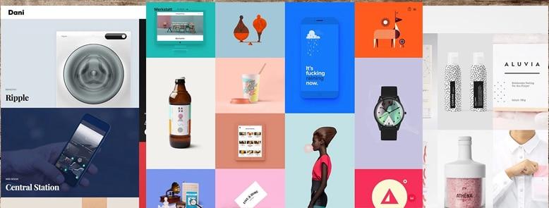 25+ Mejores Temas WordPress para Portafolios Creativos 2017