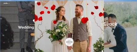 Mejores plantillas WordPress para bodas