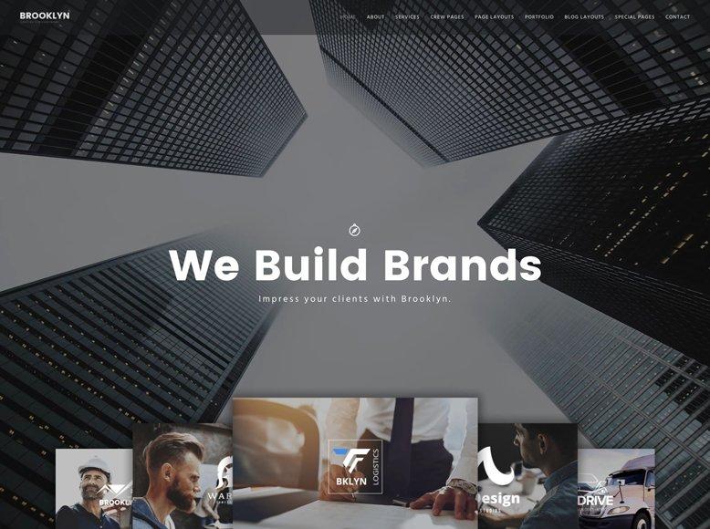 Brooklyn - Plantilla WordPress multipropósito para despachos de abogados y consultoría legal