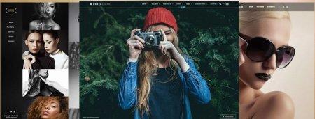 Las mejores plantillas WordPress para fotografía