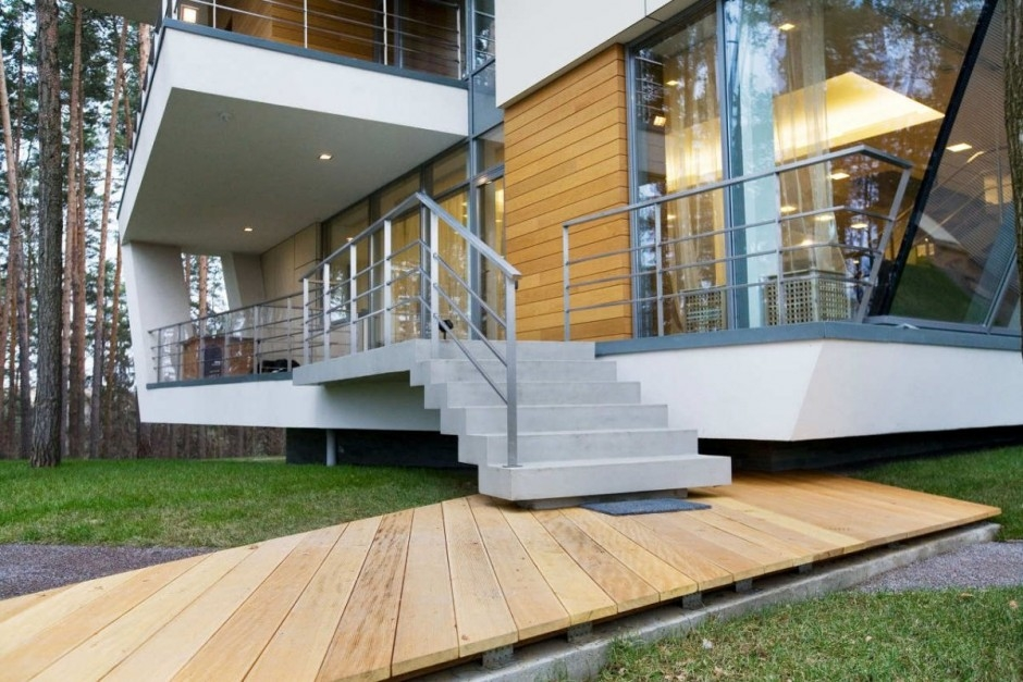 Modern Outdoor Stairs Outdoor Stairs Ideas Http | Outside Stairs Design For House
