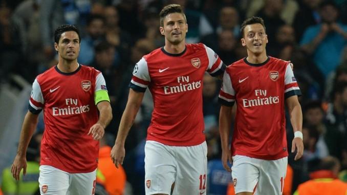 fc arsenal fussballverein in london ist