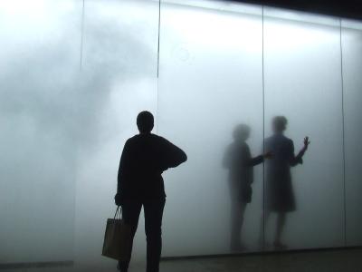 The Blind Light installation
