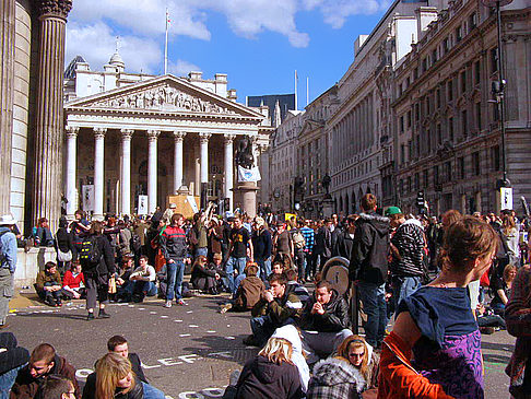 Bank of England Fotos
