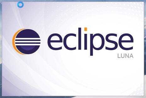 Windows 10 Eclipse Splash Screenshot