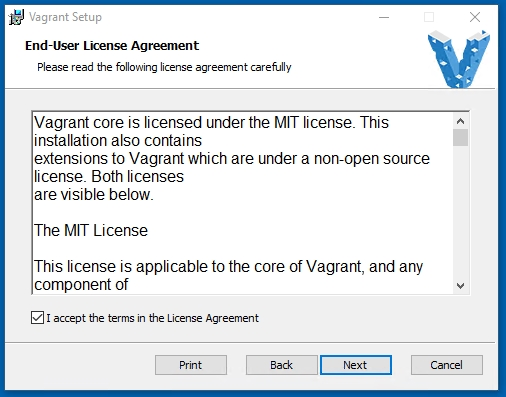 VirtualBox End-User License Agreement
