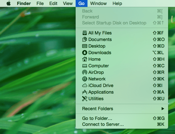 Mac OS X Go Utilities Screenshot