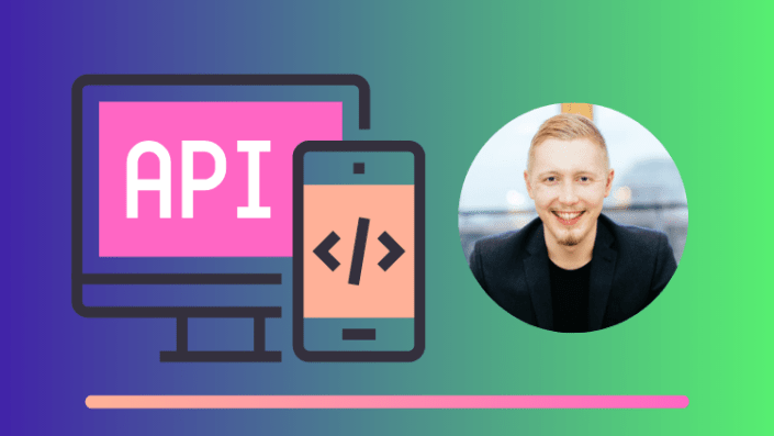 Beginner API Course Image