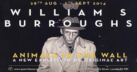 William Burroughs – yet he's no rabbit!