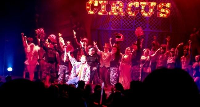 Cirque Berserk – Standing Ovation!