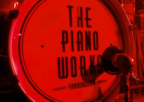 Happy birthday Piano Works!
