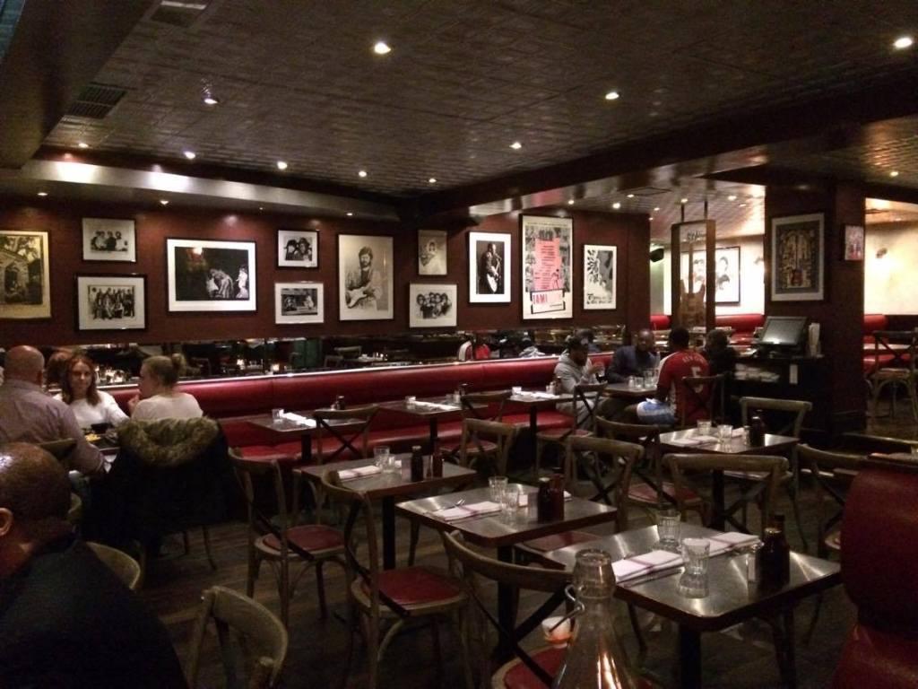 Sticky Fingers Kensington | High Street Kensington's American Rock'n'Roll Diner