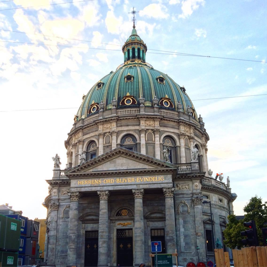 Top Things to do in Copenhagen, Denmark - Fredrik's Church